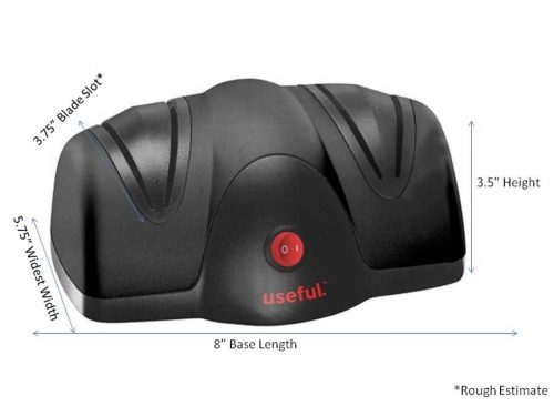 Presto 08800 EverSharp Electric Knife Sharpener Review 2017