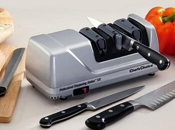 chefschoice professional sharpening station model 130 - Kitchen Knife Sharpener