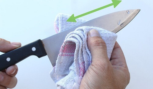 Knife Cleaning Tips