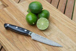 Paring Knife by Bob Kramer