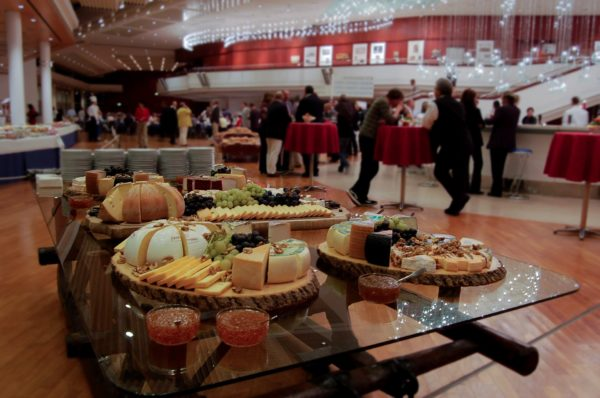 corporate food event