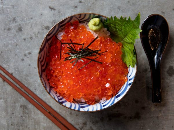 salmon roe recipe