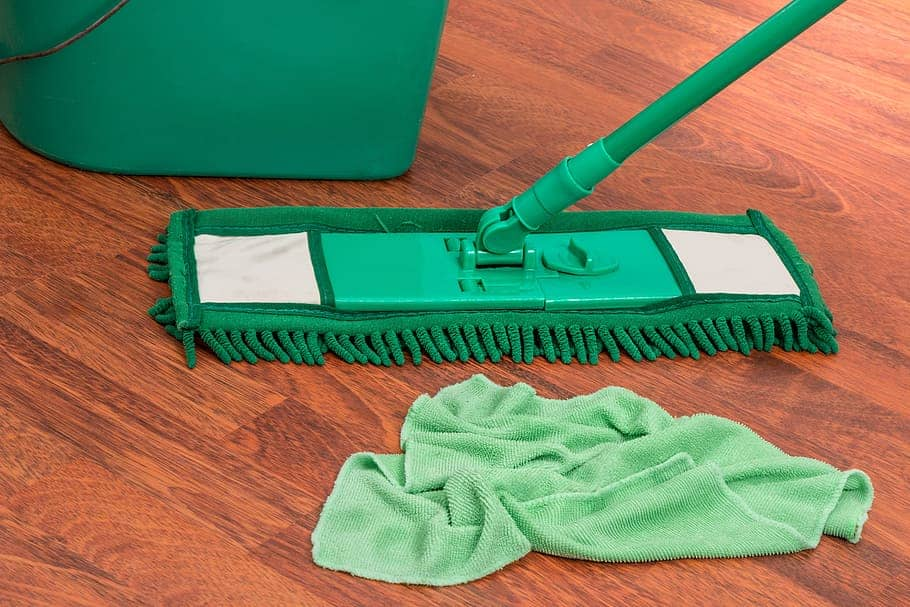 clean a carpet without a machine