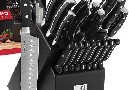 Master Maison knife block set