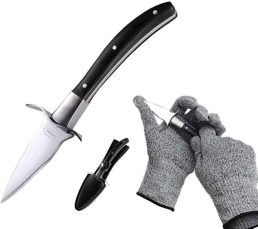 JXE JXO Oyster Shucking Knife