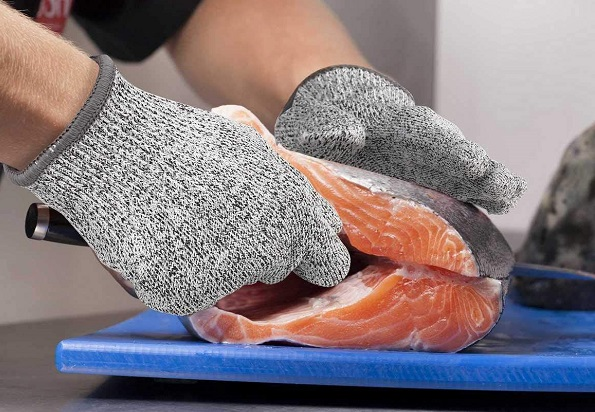 Ultra-Durable Cut Resistant Gloves