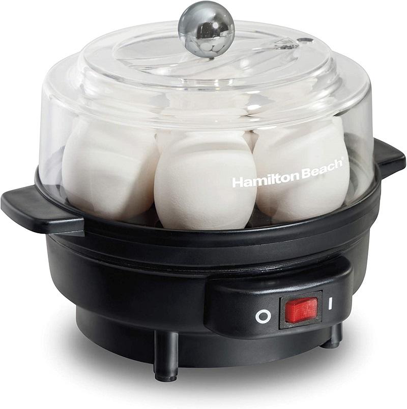 Hamilton Beach Black Egg Cooker