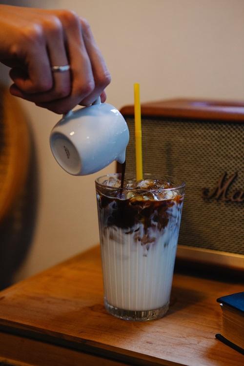 Coffee Cocktail By Tim Douglas