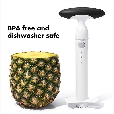 OXO Good Grips Simple Pineapple Corer & Slicer